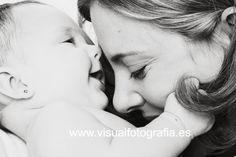 Bebés, mamás, fotografía y mucho amor