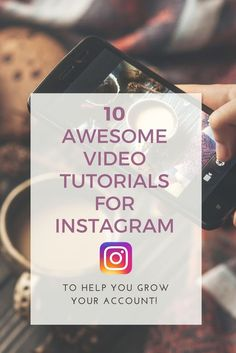 Check out these Instagram Tips for Bloggers and Entrepreneurs to help you to grow a better Instagram account with advice, photo editing tutorials, and help with Instagram Stories