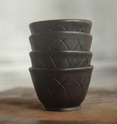 Luca Nichetto and Lera Moiseeva's ceramic tableware to launch at Spazio Rossana Orlandi