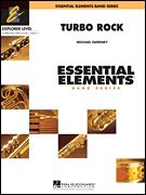 Turbo Rock (Softcover Audio Online)