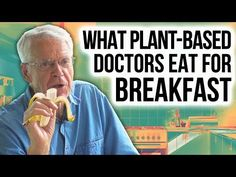 What holistic doctors eat for a plant-based breakfast Whole Plant Based Diet, Plant Based Eating, Vegan Pregnancy, Pregnancy Guide, Dr Ornish, Caldwell Esselstyn, Mcdougall Recipes, Plant Based Breakfast, Plant Based Nutrition