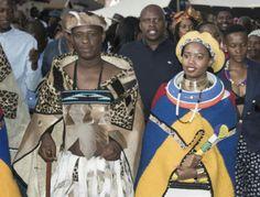 Ndebele Wedding #ndebelebride #ndebele #royalwedding