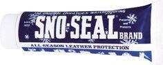 Sno-Seal Wax Tube, 4oz