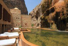 Spa in Jordan