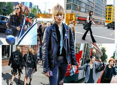 This article talks all about the street style of many fashion weeks. Street style at the fashion week can many times give inspiration for the next year's styles. Because of this, street style would be considered a form of fashion trend research. (Brianna Yager)