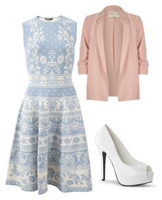 """#31"" by cecilie-monica-nrskov-pedersen on Polyvore featuring Alexander McQueen and River Island"