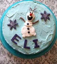 Frozen die Eiskönigin Torte Olaf Cake Fondant Kindergeburtstag Frozen Birthday Cake, Frozen Party, 2nd Birthday, Cake Pops, Elsa Torte, Olaf Cake, Olaf Frozen, Diy Cake, Cakes