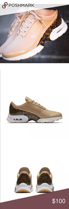 Nike Air Max jewell! Nike Air Max Jewell LX in tan. Never worn. In original box without the lid. Open to offers! Nike Shoes Sneakers