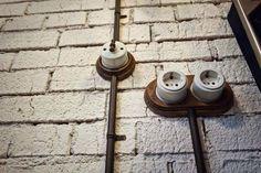 Industrial Living, Vintage Industrial, Industrial Style, Loft Lighting, Retro Lighting, Hotel Concept, Barn Renovation, Archi Design, Tap Room
