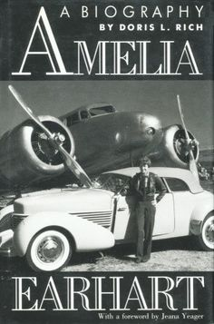 Amelia Earhart: A Biography Need to find this and read it