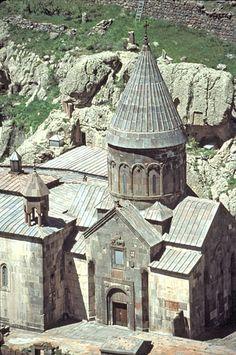 Sacred Sites of Armenia: Monastery of Geghard, ARMENIA.