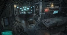 bedroom environment art - Google Search