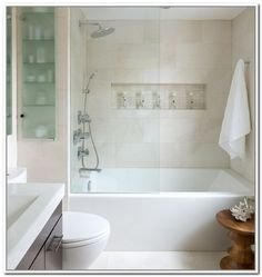 my guide to tile style   interior design   bathroom, small