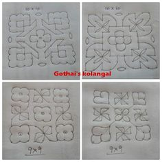 Easy Rangoli Designs Diwali, Indian Rangoli Designs, Rangoli Designs Latest, Rangoli Designs Flower, Free Hand Rangoli Design, Rangoli Border Designs, Small Rangoli Design, Rangoli Patterns, Rangoli Designs Images