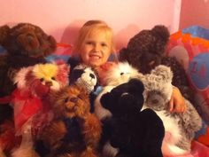 From Charlie Bears collector - Catherine Fores (Jessica in Picture)