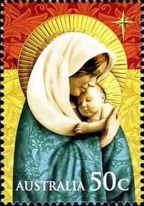 Virgin & Baby Jesus