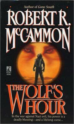 Wolf's Hour by Robert R. McCammon