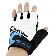 Amazon.com   Ezyoutdoor Winter Breathable Unisex Reflex Bike Half Finger  Glove for Outdoor Riding Cycling Motorcycle Skiing Outside Sports   Sports    ... 941cd1b10