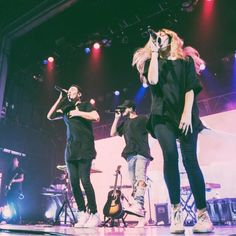 Hillsong Young and Free Christian Music Artists, Christian Singers, Taya Smith, Hillsong United, Worship Leader, Church Outfits, Squad Goals, Color Of Life, My Favorite Music