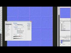 Creating Normal Maps In Photoshop - YouTube