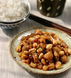 """Healthy Chinese Recipes,,,who says you can't make """"take-out"""" at home that is good and good for you?"""
