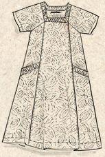 """Mekko """"Masala"""" ekopuuvillaa – Mekkoja huippuedullisesti – GUDRUN SJÖDÉN - vaatteita verkossa ja postimyynnissä"""