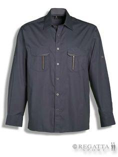 Ragala moda a papá... #RegalaRegatta #Camisa Casual algodón 100%...