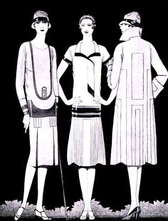 Free coloring page «coloring-adult-mode-annees-20-art-deco». 1920s clothes ... fashion & style !