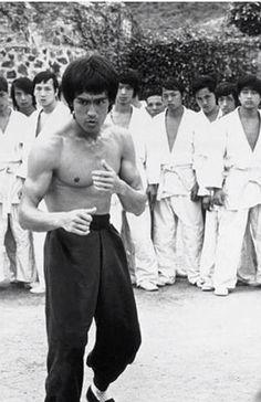 Bruce Lee/Enter The Dragon