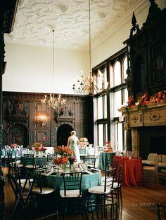 Main Room At Branford House