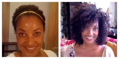 Check it out.. 4 years of hair growth in PICS!! Want your natural hair to grow? Read this!