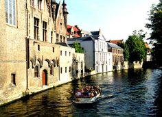 Bruges, Belgium Bruges, My Dream, Belgium, To Go, Spaces