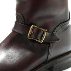 Best seller at Corachic - Shoe Type: BootsToe Type: Round ToeClosure Type: Slip OnHeel Type: FlatHeel Height: MaleOccasion:Casual, DailySeason: Spring, Autumn, WinterColor:Black,Red BrownMaterial:Upper Material:Cow LeatherOutsole Material: of shoes Chapeau Pork Pie, Leather Men, Leather Boots, Vintage Boots, Top Vintage, Mens Shoes Boots, Men's Boots, Mens Boots Fashion, Male Fashion