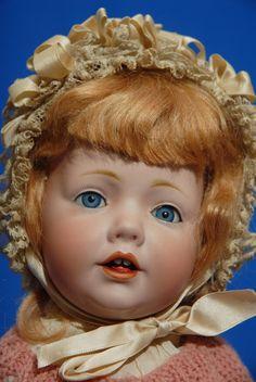 "16"" Kestner ""Hilda""  ....pretty doll...Mom/Grandma would have loved it...Pat"