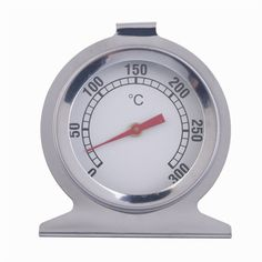 2016 Brand New Stainless Steel Oven Cooker Thermometer Temperature Gauge ** Smotrite etot zamechatel'nyy produkt.