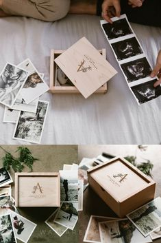 Memory keepsake ideas for kids- a custom engraved baby box for your little one. Shop our collection of handcrafted personalized boxes now. Wedding Gifts For Newlyweds, Wedding Gift Boxes, Wedding Cards, Personalized Graduation Gifts, Personalized Baby Gifts, Baby Keepsake, Keepsake Boxes, Baby Memories, Memories Box