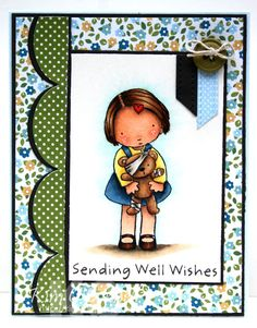 Paper Perfect Designs: MFTWSC139 - Sending Well Wishes