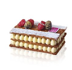 Skills Needed To Become A Patisserie Chef - Useful Articles Elegant Desserts, French Desserts, Dessert Buffet, Breakfast Dessert, Pasta Choux, Napoleon Cake, Patisserie Design, Kinds Of Desserts, French Pastries
