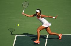 Ana Ivanovic Photos Photos - Tennis - Olympics: Day 1 - Zimbio