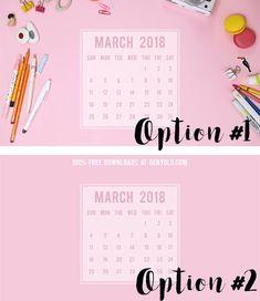 Free Desktop Wallpaper Calendars for March 2018 Free Desktop Wallpaper, Wallpaper Backgrounds, Wallpapers, Desktop Calendar, Calendar Wallpaper, Calendar March 2018, Wallpaper Notebook, Dress Your Tech, Desktop Computers