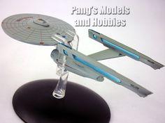 Star Trek USS Enterprise NCC-1701 Model and Magazine #21 by Eaglemoss