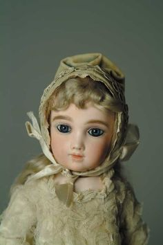Beautiful A.T. Antique French Bebe