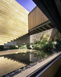 #Casa I/X by CHK #Arquitectura in Santiago de Queretaro, #Mexico © Yoshihiro Koitani #designandlive