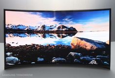 Samsung launches 55-inch 'flawless' curved OLED TV in Korea
