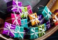 INTERIORES por Paulina Aguirre: Navidad en Color Block!