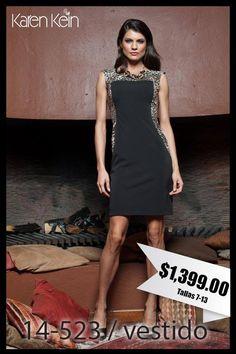 Un vestido básico en tu guardarropa no puede faltar