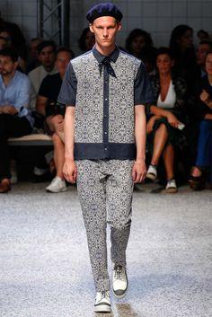 Antonio Marras Spring Summer 2016 Primavera Verano #Menswear #Trends #Tendencias #Moda Hombre - Milan Fashion Week - D.P.