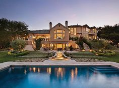 LHM Silicon Valley - European Inspired Retreat #Pool #Backyard #LuxuryHomes