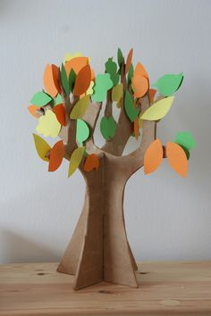 cardboard tree - Google Search