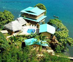 Garden Of Eden   Garden of Eden Inn (Panama/Isla Solarte) - Resort Reviews ...